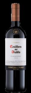 Casillero del Diablo Carmenere Reserva склад магазин winewine