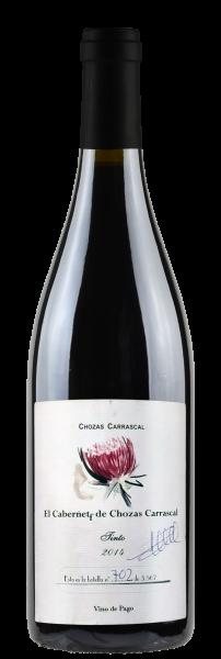 Chozas Carrascal El Cabernet Franc - магазин склад winewine