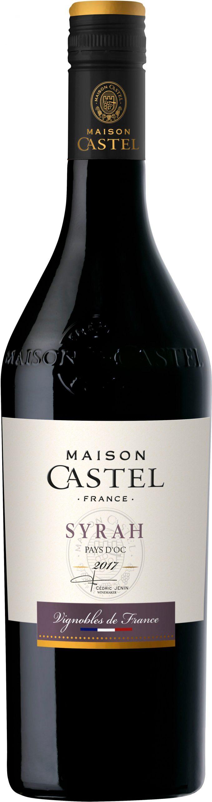 Maison Castel Syrah склад магазин winewine
