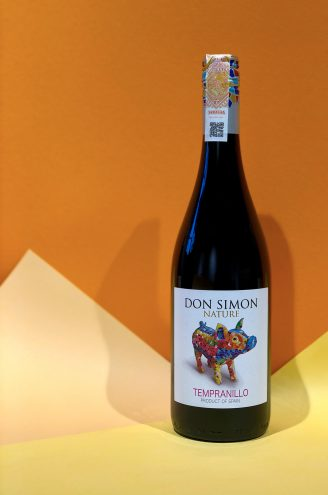 Don Simon Nature Tempranillo - wine wine магазин склад