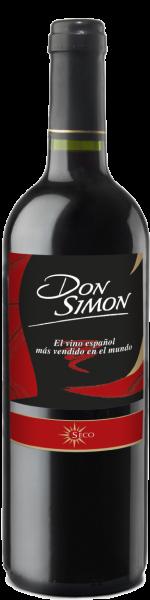 Don Simon Tinto склад магазин winewine