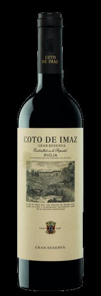 Coto de Imaz Rioja Gran Reserva склад магазин winewine