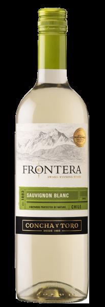 Frontera Sauvignon Blanc - winewine магазин склад