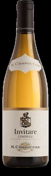 M. Chapoutier Condrieu Invitare 2016 1