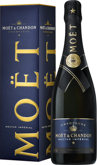 Moet Chandon Nectar Imperial 1