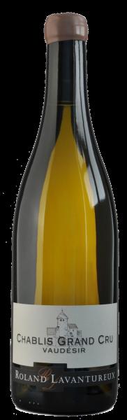 Roland Lavantureux Chablis Grand Cru Vaudesir магазин склад wine wine
