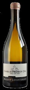 Roland Lavantureux Chablis Premier Cru Vau de Vey магазин склад wine wine