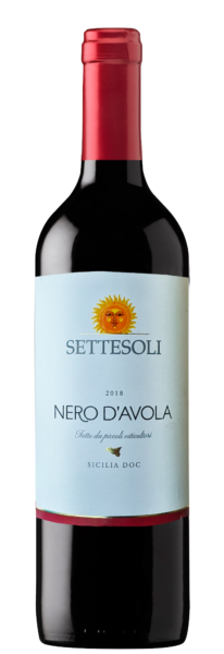 Settesoli Nero d'Avola Sicilia - магазин склад wine wine