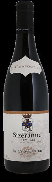 M. Chapoutier Monier de la Sizeranne Hermitage 2012 1