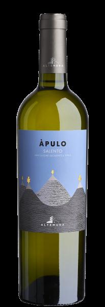 Apulo Salento Fiano-Moscato Bianco склад магазин winewine