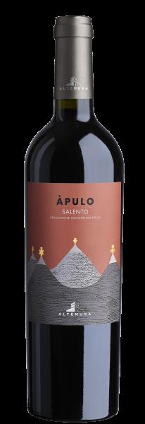 Apulo Salento Primitivo-Malvasia склад магазин winewine