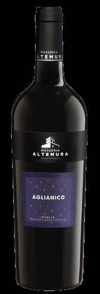 Masseria Altemura Aglianico Salento Puglia 1