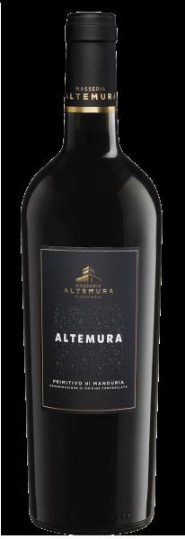 Masseria Altemura Primitivo di Manduria склад магазин winewine