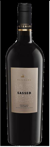 Masseria Altemura Sasseo Primitivo Salento склад магазин winewine