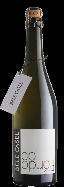 Bele Casel Col Fondo Asolo Prosecco Frizzante Quindici Brut wine wine магазин склад