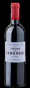 Chateau Camensac Haut-Medoc 2011 - магазин склад winewine
