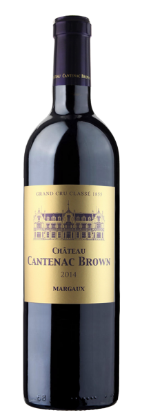 Chateau Cantenac Brown Margaux 2014 1