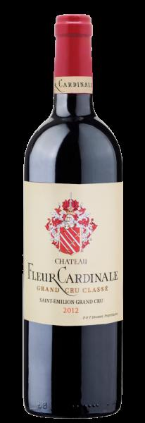 Chateau La Fleur Cardinale Saint-Emilion 2012 - магазин склад winewine