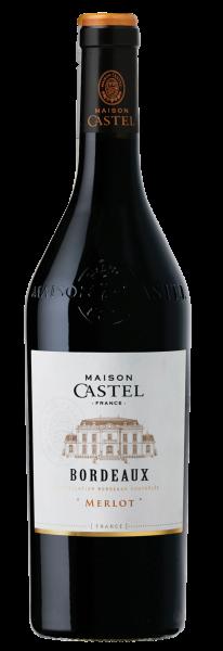 Maison Castel Bordeaux Merlot склад магазин winewine