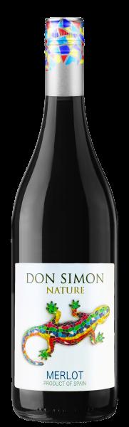 Don Simon Nature Merlot - магазин склад winewine