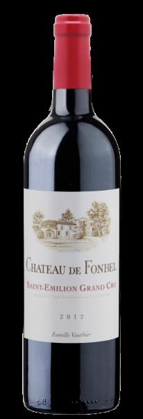 Chateau De Fonbel Saint-Emilion 2012 1