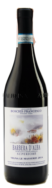 Francesco Boschis Barbera d'Alba Superiore Vigna Le Masserie wine wine магазин склад