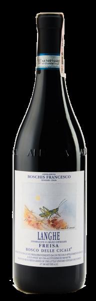 Francesco Boschis Langhe Freisa Bosco delle Cicale wine wine магазин склад