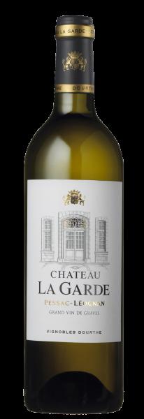 Chateau La Garde Blanc Pessac-Leognan 2015 склад магазин winewine