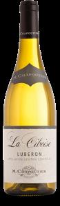 M. Chapoutier Luberon La Ciboise Blanc склад магазин winewine