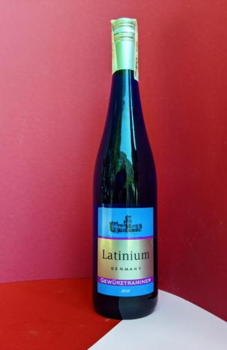 Latinium Gewurztraminer склад магазин winewine