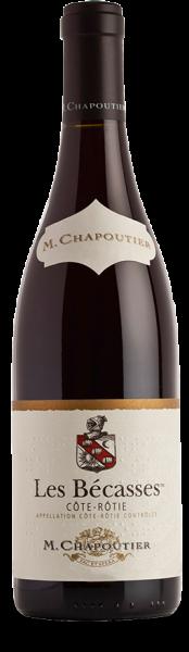 M. Chapoutier Les Becasses Cote Rotie 2016 1