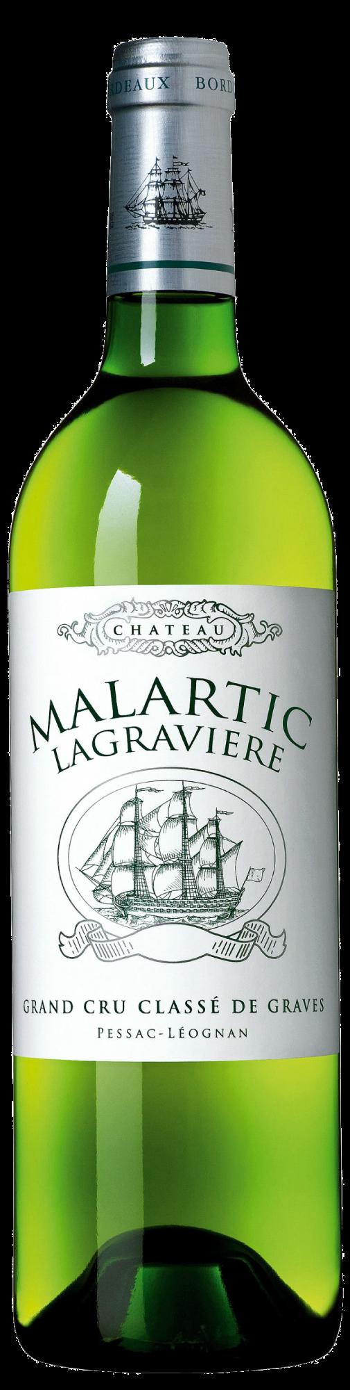 Chateau Malartic Lagraviere Blanc Pessac Leognan 2008 - магазин склад winewine