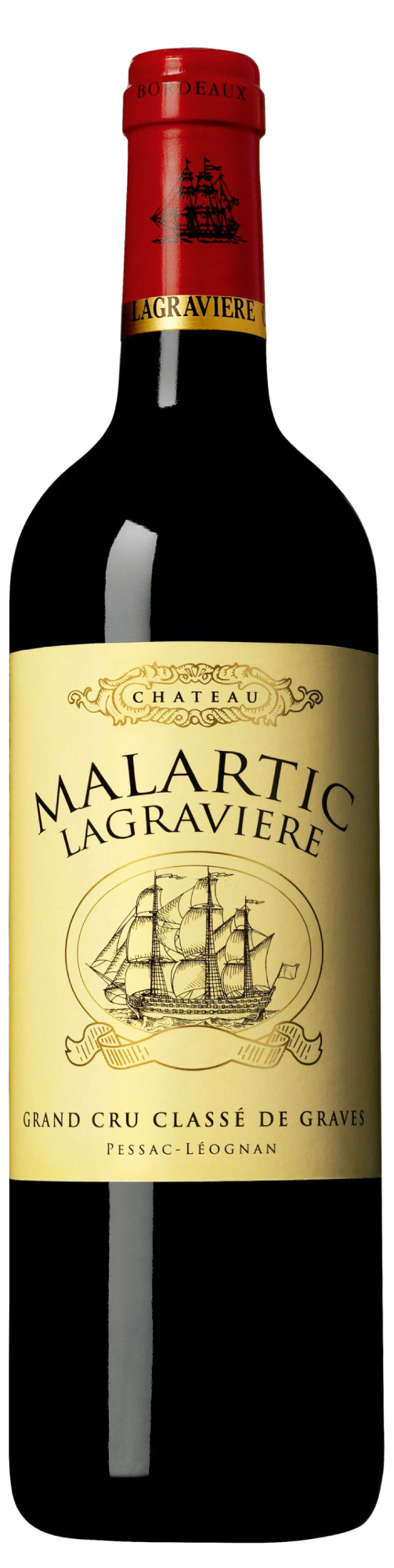 Chateau Malartic Lagraviere Rouge - winewine магазин склад