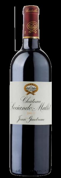 Chateau Sociando-Mallet Haut-Medoc 2015 1