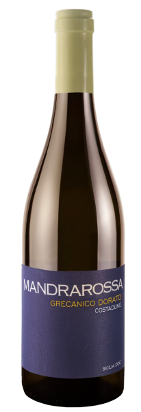 Mandrarossa Grecanico Dorato Costadune склад магазин winewine