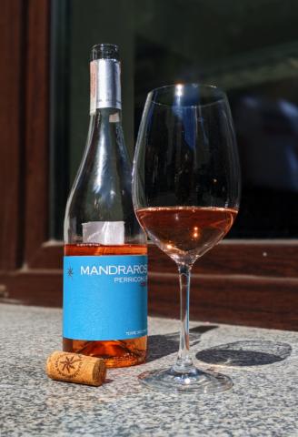 Mandrarossa Perricone Costadune рожеве вино - магазин склад wine wine