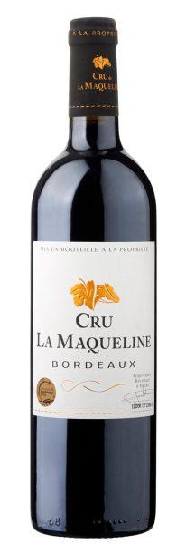 Cru la Maqueline Bordeaux - магазин склад winewine