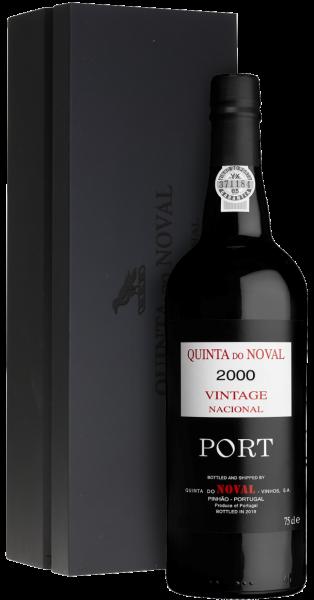 Quinta Do Noval Nacional Port Vintage 2000 1