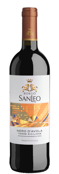 Borgo San Leo Nero d'Avola склад магазин winewine