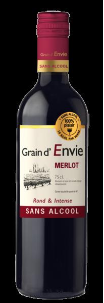 Безалкогольне вино Grain d`Envie 1