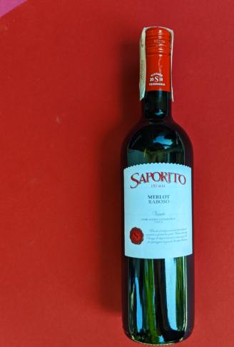 Saporito Merlot-Raboso склад магазин winewine
