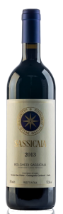 Sassicaia 2013 склад магазин winewine