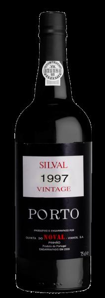 Quinta Do Noval Silval Port Vintage 1997 склад магазин winewine