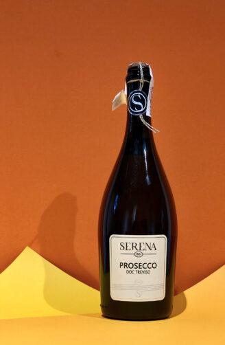 Terra Serena Prosecco Frizzante Treviso - wine wine магазин склад