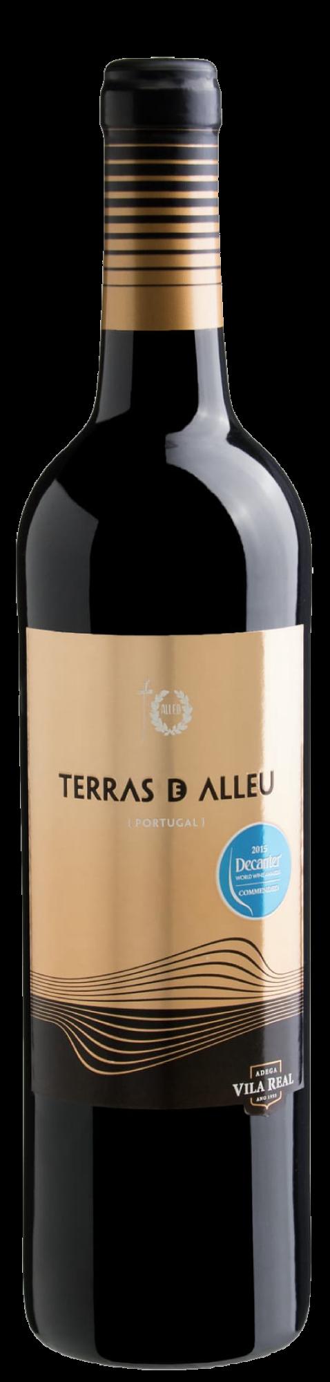 Terras de Alleu Tinto червоне португальське вино