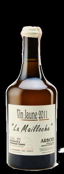 Andre et Mireille Tissot Arbois Vin Jaune La Mailloche wine wine магазин склад