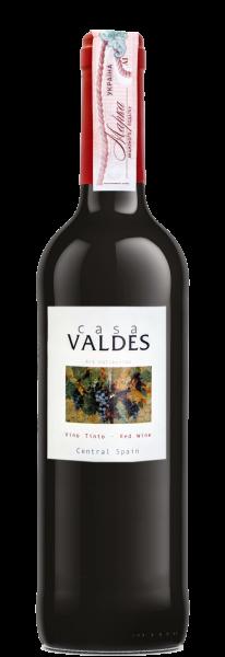 Casa Valdes Tinto склад магазин winewine