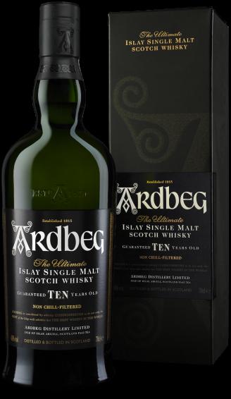 Виски Ardbeg TEN 0.7л 1