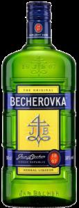 Настоянка Becherovka 0,5л магазин-склад winewine