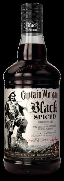 Ром Captain Morgan Spiced Black склад магазин winewine